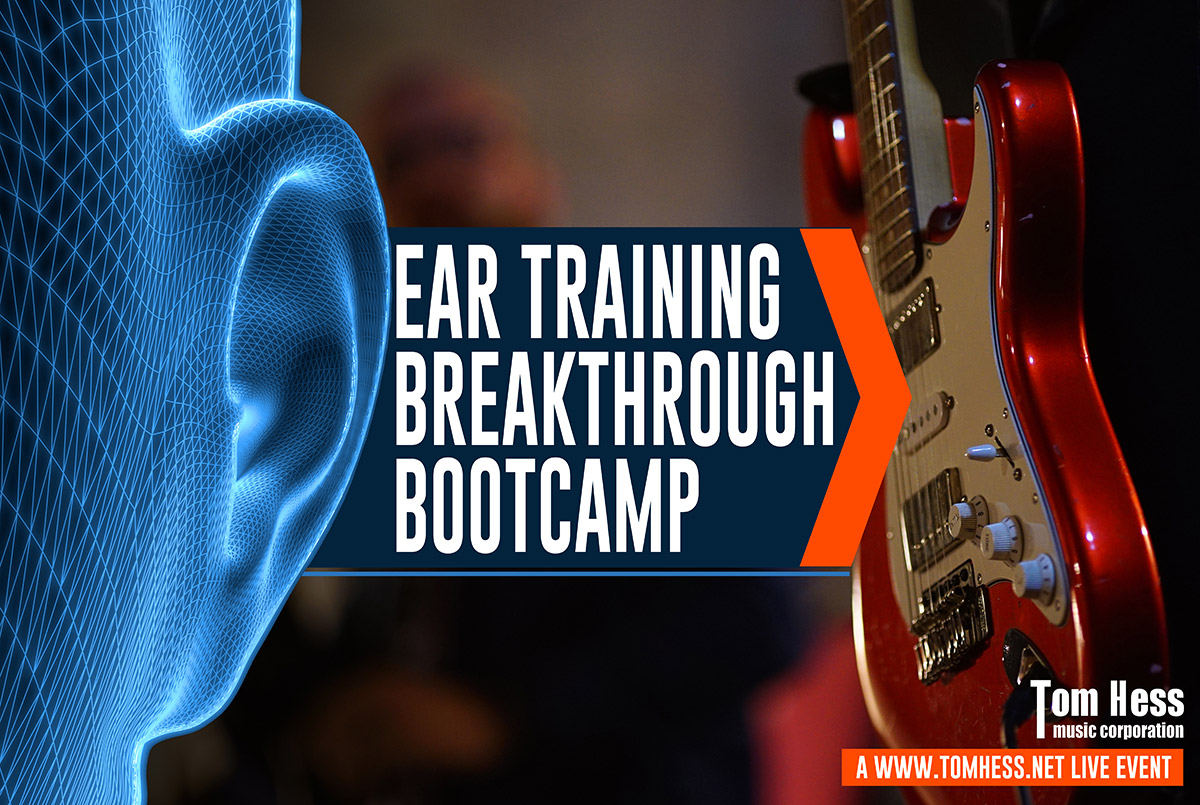 Ear Training Breakthrough Bootcamp