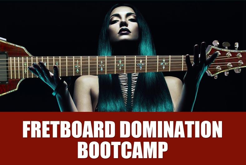 Fretboard Domination Bootcamp Tom Hess Live Event